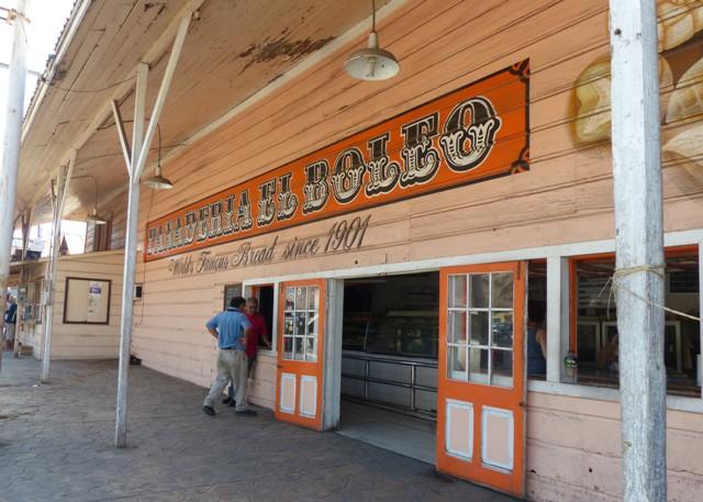 Panaderia Boleo, Loreto